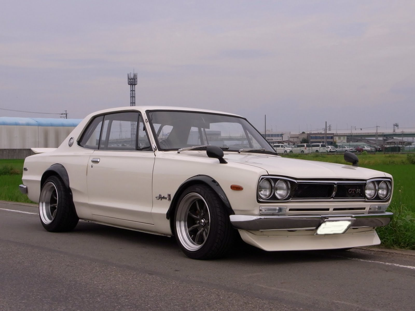 Nissan skyline gt r c10